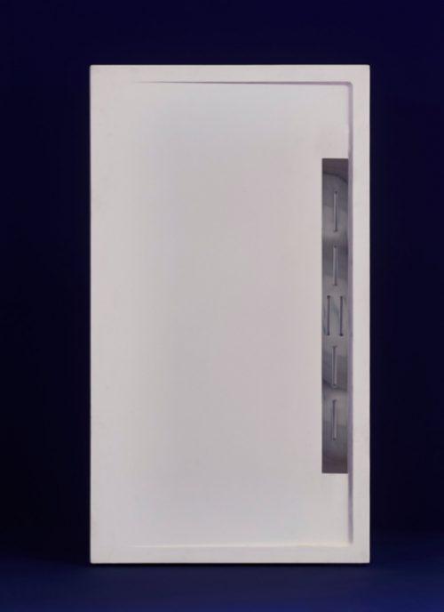 Plato de ducha condesagüe en en lateral