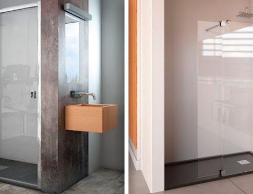 Mamparas de ducha correderas o mamparas de ducha fijas, ¿qué opción es la más idónea?